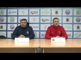 Динамо-Казань - СКА-Нефтяник 3:8 (17.02.2018). Пресс-конференция