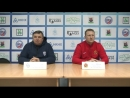 Динамо-Казань - СКА-Нефтяник 38 17.02.2018. Пресс-конференция