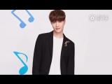 171016 EXO Lay Yixing @ SPD Bank Weibo Preview