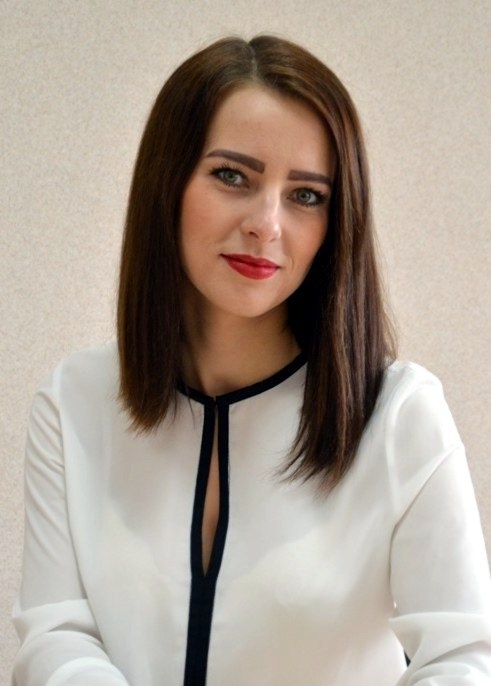 Веришко Алена Романовна