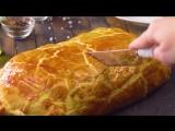 Макароны с сыром Веллингтон - простой, экзотичный и очень вкусный рецепт.