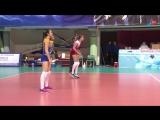 Волейбол Чемпионат России Протон - Уралочка 16_10_2017