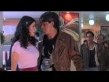 Shahrukh Khan Puts Cockroach On Mr. Savios Plate Funny Secen Aishwarya Rai, Shahrukh Khan