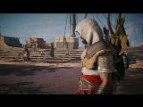 RUS | Релизный трейлер дополнения The Curse of the Pharaohs для Assassins Creed: Origins.