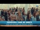 PRIMĂVARA CARE NE UNEȘTE. DOUĂ SUTE DE FEMEI S-AU ÎNTÂLNIT LA BĂLȚI