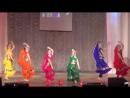 Magic Kingdom 2018 Коллектив индийского танца Аджанта Rangila