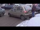 Парковка уровень БОГ! Осторожно бабы за рулем