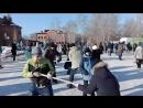 Культурный Курган. Съёмки - Live