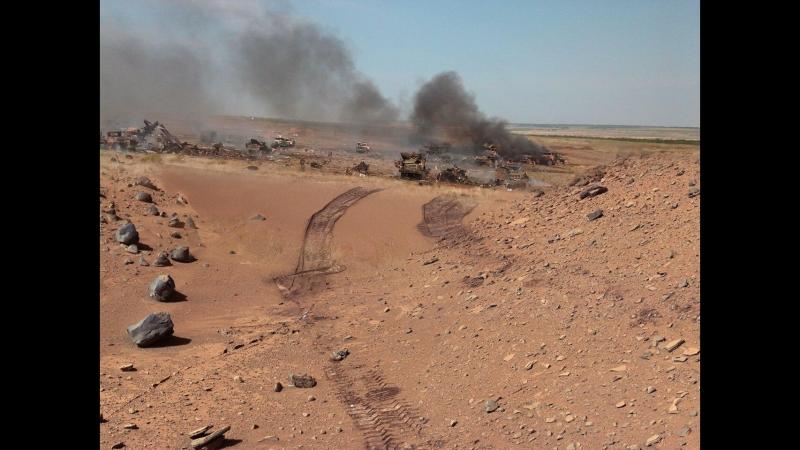 аудио о массовой гибели российских военных в Сирии.