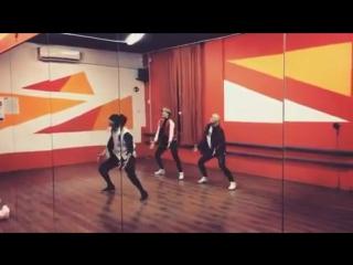 Hendrix Studio Кожуховская. Танцевальный зал № 15. Танцы в Москве! Coverdance / kpop / dancecover / kpopcover.