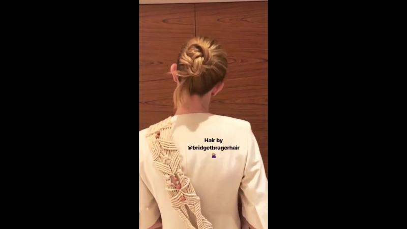 Кейт на Stella McCartney Show in Hollywood, CA (16.01.2018)