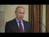 Владимир Путин принял участие в расширенном заседании коллегии Федеральной службы безопасности.