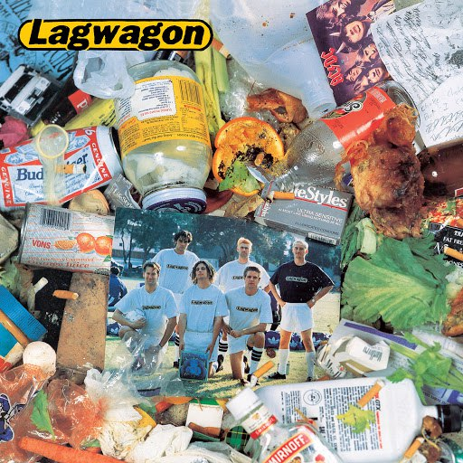 Lagwagon альбом Trashed