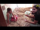 Семья Бровченко. Как легко выучить таблицу умножения. Карточки своими руками. (11.16г.) (online-video-