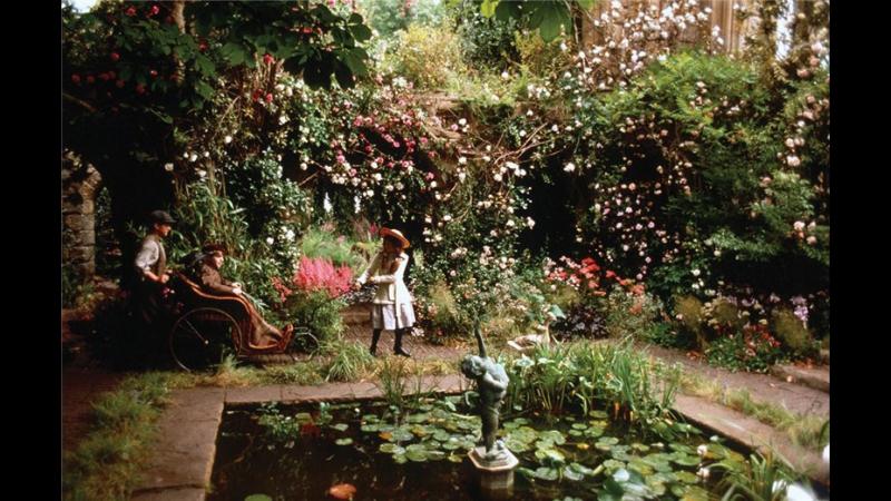 Возвращение в таинственный сад (2001)