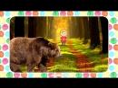 Мультфильм на Чешском языке Hanička a Murko Na cestičke roháč ľudová pesnička pre deti riekanka
