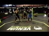 Школа бокса Good Old Boxing - Персональная тренировка(Павел)(19.06.17)