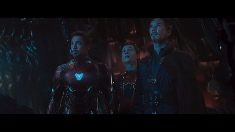 Avengers: Infinity War fan TV-SPOT (Black Panther «Pray» style )