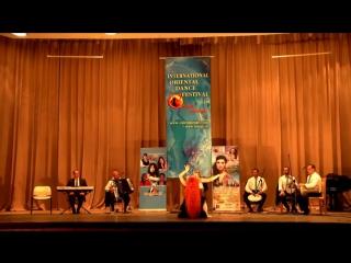 Bazaeva Oxana. GRAND PRIX DINA! International belly dance festival Moscow CAIRO  17933