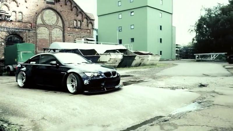 Nasty World Liberty walk BMW e92 m3