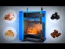 Принцип работы твердотопливного пиролизного котла длительного горения