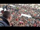 Тысячи жителей Африна с радостью встречают прибывающих в кантон сирийских военных и бойцов отрядов народной самообороны