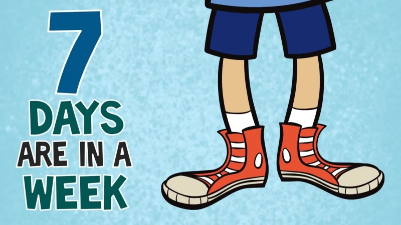 Days of the Week Song - 7 Days of the Week - Childrens Songs by The Learning St