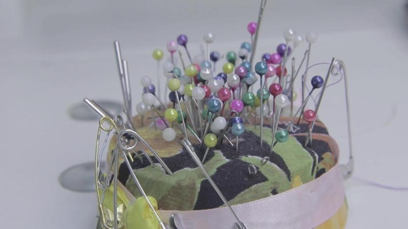 Видео для ателье Золотые ручки