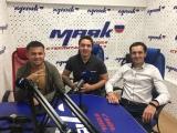 Прямой эфир из студии радио «Маяк» Уфа -20.09.2017