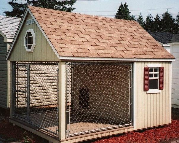 Чем утеплить будку для собаки