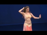 Sadie Marquardt Drum Solo Belly Dancer