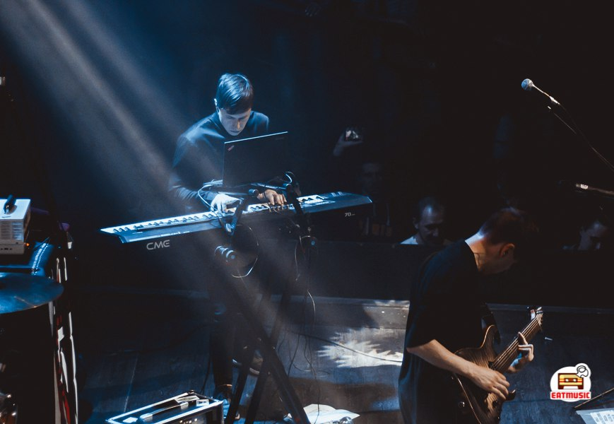 Концерт группы СЛОТ + Таймсквер в клубе Red 29-06-2017: репортаж, фото Александр Киселев