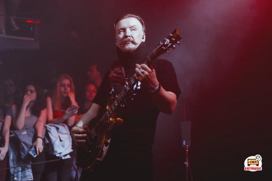 Концерт группы СЛОТ в клубе Red 29-06-2017: репортаж, фото Александр Киселев