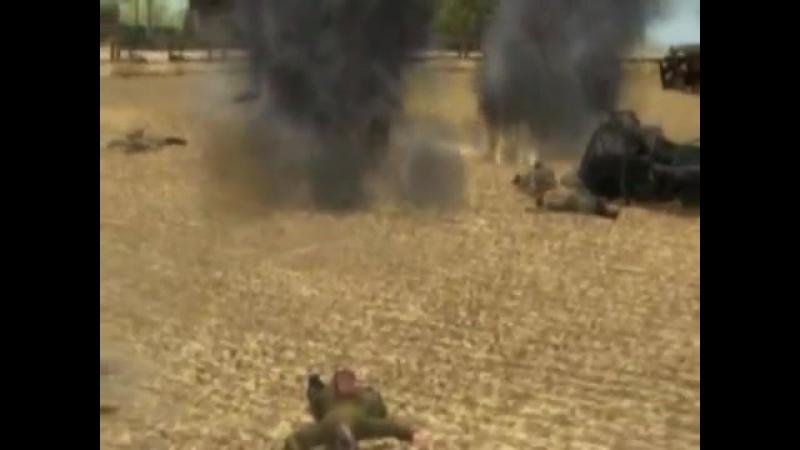 на тему игры В тылу врага 2 Лис пустыни Братья по оружию