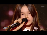 "Eléa - ""Les moulins de mon cœur"" (Michel Legrand) ¦ The Voice Kids France 2017 ¦ Blind Audition"
