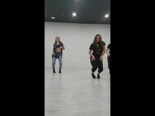 Femme vogue class (Anik Ninja Zorra)