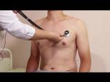 Сравнительная аускультация лёгких