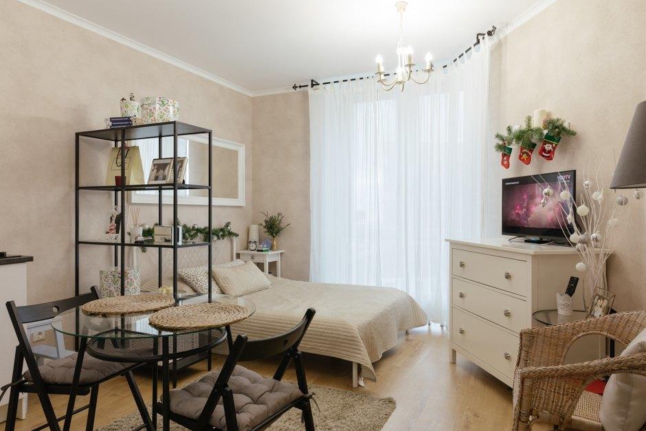 Продолжение статьи The Village о маленьких квартирах-студиях до 30 кв.