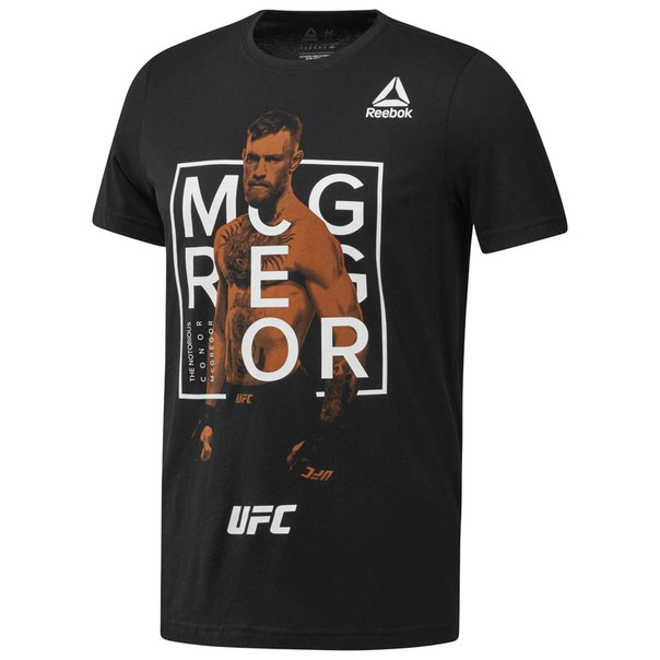 Спортивная футболка UFC McGregor Fighter
