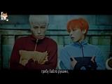 [FSG FOX] G-Dragon & TOP - Zutter |рус.саб|