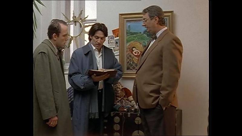 Комиссар Рекс (1994-2004) Первый сезон 9 серия