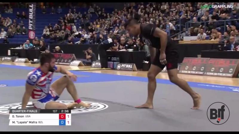 Garry Tonon vs Marcelo Mafra ADCC17