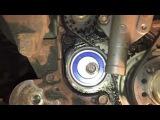Замена передних сальников коленвала и масленого насоса на Mitsubishi Grandis