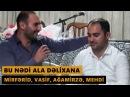 BU NƏDİ ALA DƏLİXANA Mirferid Zireli, Vasif Azimov, Mehdi Masalli, Agamirze Meyxana 2016