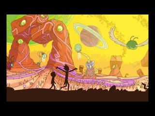 Rick and Morty (Rameses B 'Psytrance' Remix)