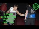 5 Power Combinations for ELITE Muay Thai