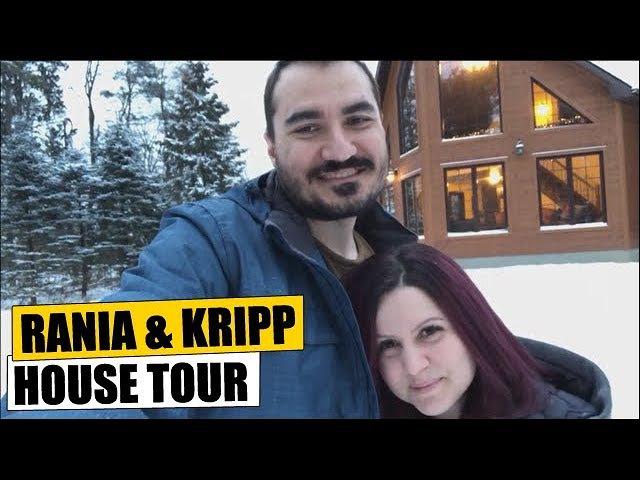 Rania Kripp House Tour