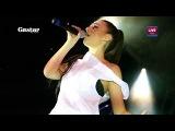Naguale feat. Kaira - Besame (Live @ Gustar Music Festival 2013) (24.08.13)