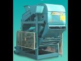 машина очистки зерна стационарная