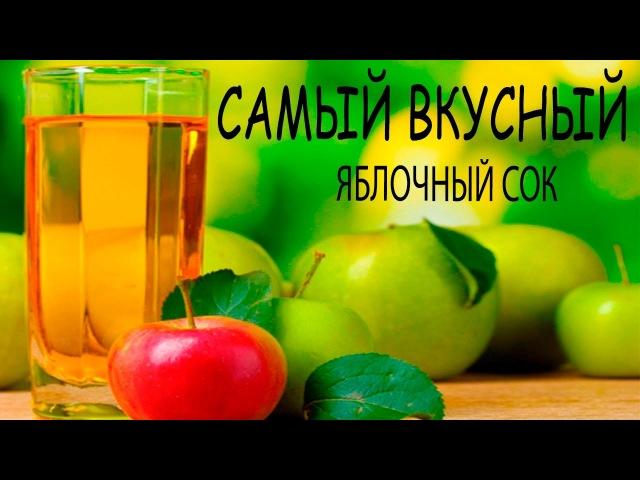 САМЫЙ ВКУСНЫЙ Яблочный сок в блендере BORK B802